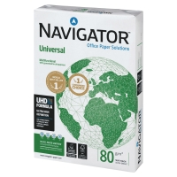NAVIGATOR 네비게이터 복사용지 A4 80g 1권(박스판매/1박스-5권)