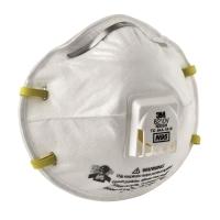 3M 8210V N95 防塵帶呼氣閥口罩 10個裝