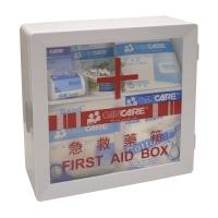 加護 急救箱連所需急救用品