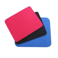 LYRECO CLOTH MOUSE PAD RED
