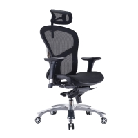 Q SERIES Q9-HB PRESIDENTIAL MESH HIGH BACK CHAIR