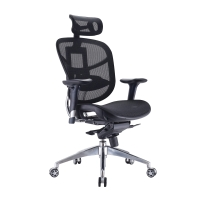 Q SERIES Q8-HB PRESIDENTIAL MESH HIGH BACK CHAIR
