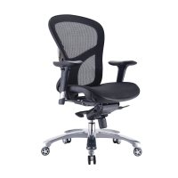 Q SERIES Q9-MB PRESIDENTIAL MESH MEDIUM BACK CHAIR