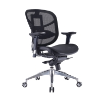 Q SERIES Q8-MB PRESIDENTIAL MESH MEDIUM BACK CHAIR