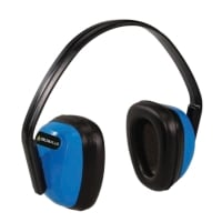 DELTAPLUS BASIC EAR DEFENDER SNR 28DB - BLACK/BLUE