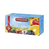 Čaj Teekanne multivitamín, 20 vrecúšok à 2,5 g