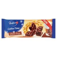 Coffee Time csokoládés karikák 155g
