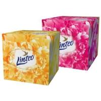 Linteo Elite papírzsebkendő, 3-rétegű, 60 darab/csomag
